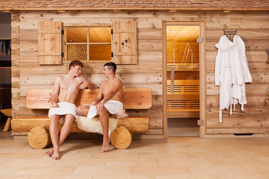 sauna stadt r tz. Black Bedroom Furniture Sets. Home Design Ideas